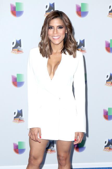 Francisca Lachapel en Premios Juventud 2016