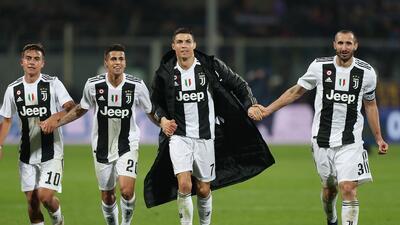 """CR7 y la diferencia de la Juventus con el Madrid: """"Acá somos más humildes, más familia"""""""