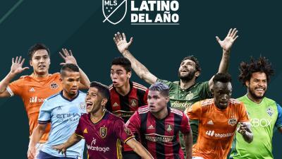 Latino del Año 2017 Top 8