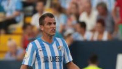 Málaga no pudo sacar los tres puntos en casa.