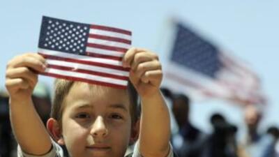 En Estados Unidos viven unos 5 millones de niños ciudadanos estadouniden...