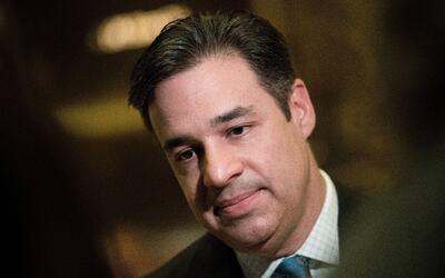 El congresista republicano de Idaho, Raúl Labrador.
