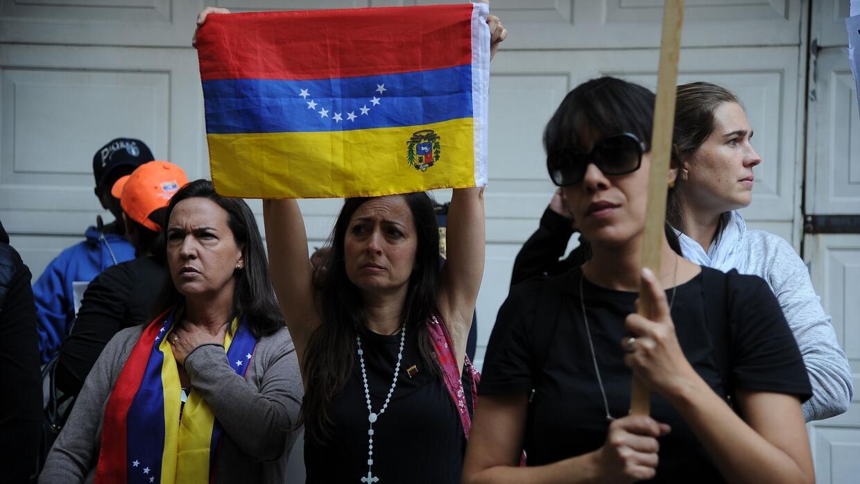 Crece el número de ciudadanos venezolanos refugiados en México