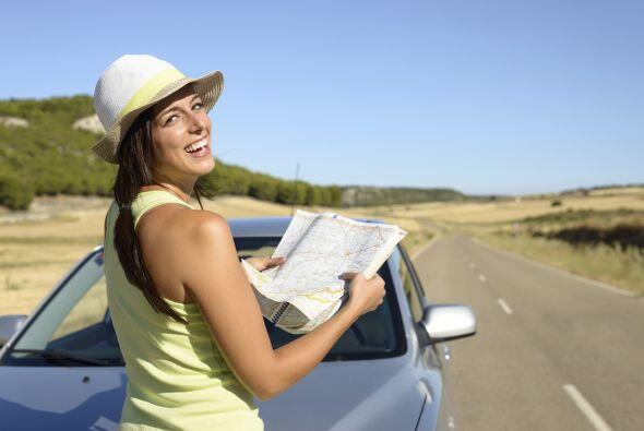 Mapa. El GPS puede ser muy útil... siempre y cuando funcione. Si...