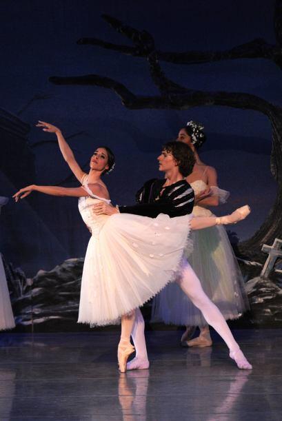 XVIII Festival Internacional de Ballet de Miami. México, Elisa y Eric.