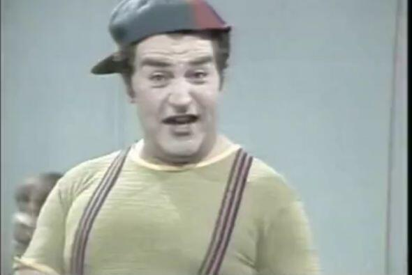 Don Francisco se transformó en Kiko del Chavo del Ocho.