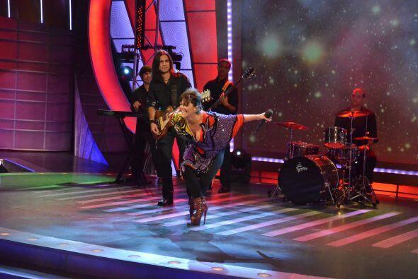 Alejandra invitó a la audiencia a que tengan mucho cuidado antes de deja...