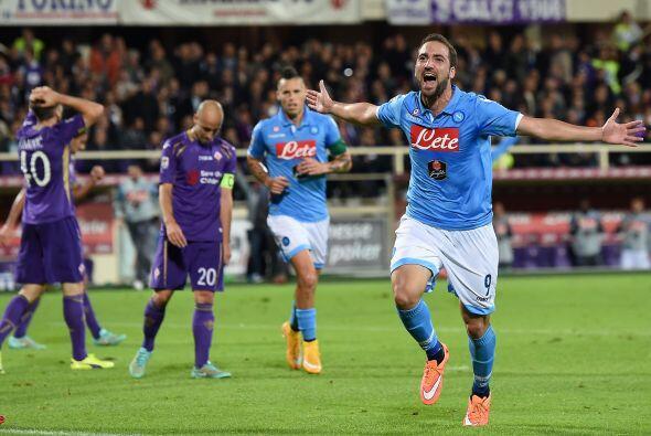 El Nápoles todavía tiene opciones de robarse la media plaza la Liga de C...