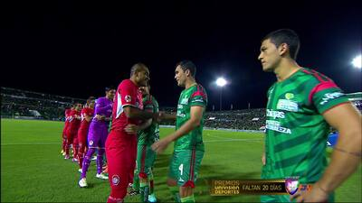 Jaguares vs. Toluca Resumen final