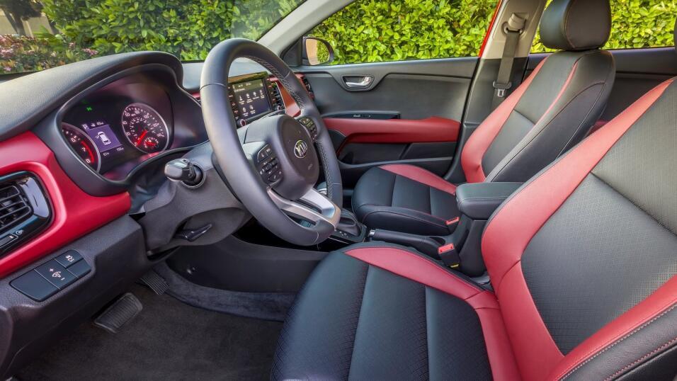 Kia Rio Hatchback 2018