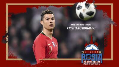 Más allá de la cancha: Cristiano Ronaldo