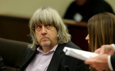 David Turpin durante su presentación en corte el 18 de enero de 2...