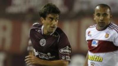 Lanús y U de Chile completaron el pelotón de equipos en Copa Libertadores.