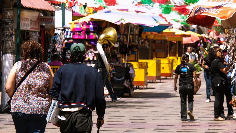 Tijuana callejera.