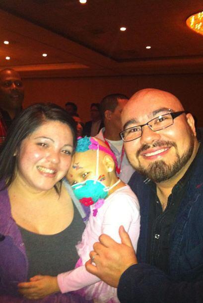 El Trenzas conoció a Ariana, originaria de El Paso, que esta siendo aten...
