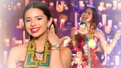 Ángela Aguilar celebra su nominación al GRAMMY, justo el día del cumpleaños de su mamá