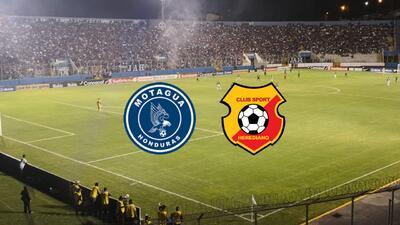 Lista la final de la Liga Concacaf: Motagua y Herediano definirán al monarca