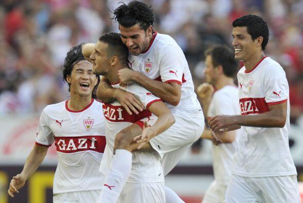 El 'Maza' estuvo tres temporadas en la institución para pasar al fútbol...
