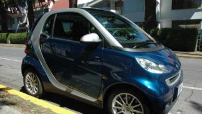 El hecho de que un auto sea chiquito no quiere decir que tenga que estar...