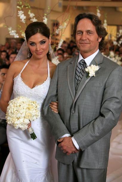 ¿Les gustó la boda?