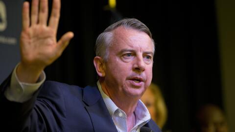 Ed Gillespie, candidato republicano a la gobernación de Virginia.