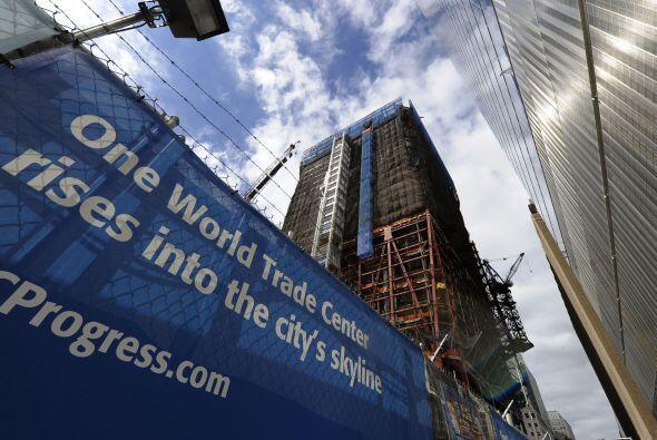 """$3.3 MILLONES- Es lo que costará construir el """"One WTC"""", rascacielos que..."""