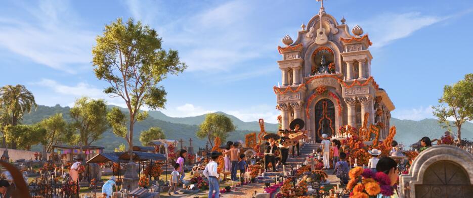 Los lugares y personas reales de México que inspiraron 'Coco' 15.jpg