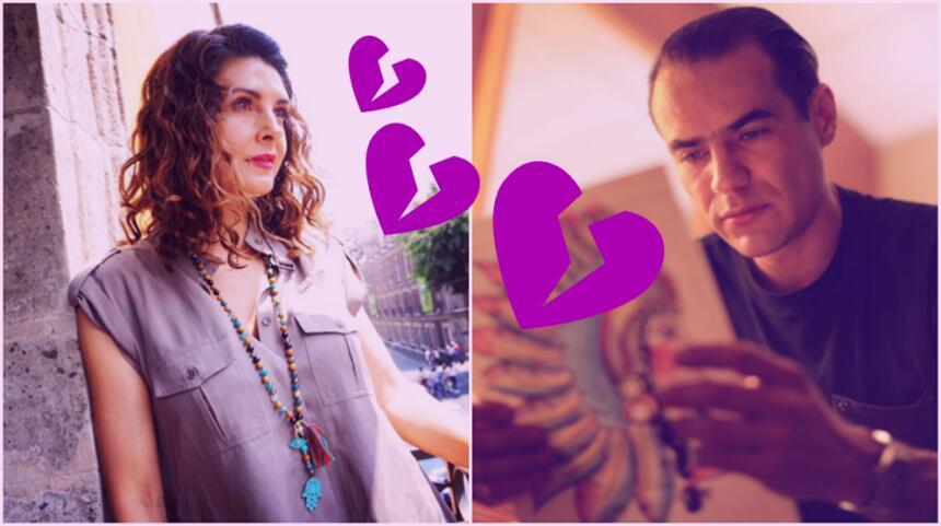 Mayrín Villanueva Jorge Poza
