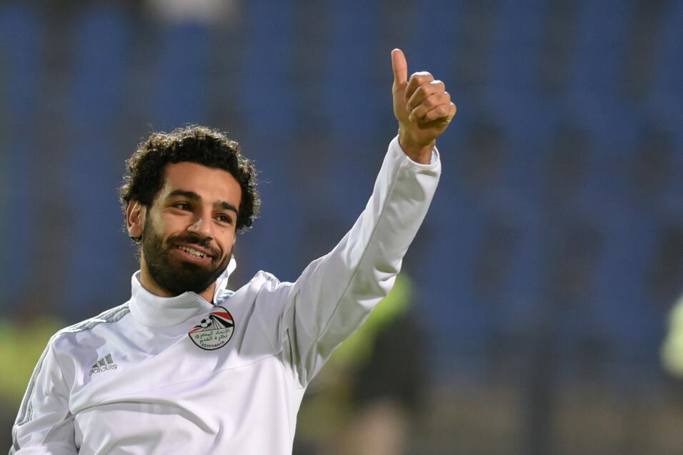 Mohamed Salah (Egipto) - El 'Faraón' es la gran figura del Liver...