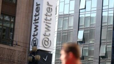 Twitter, con sede en San Francisco California.