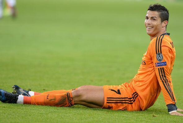 CR7 disputó 47 partidos en la temporada 2013-14 del Real Madrid marcando...