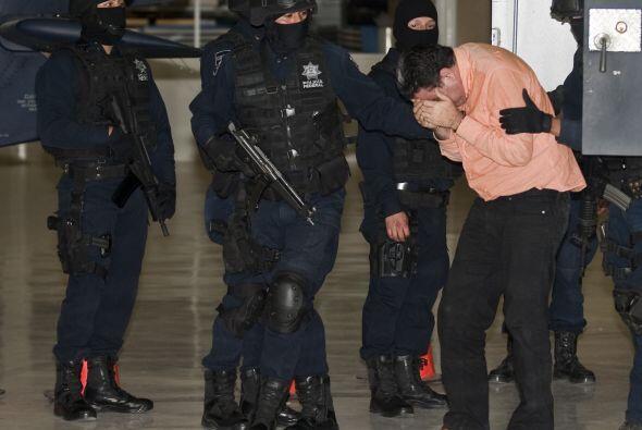 """Trabajaba estrechamente con Joaquín """"El Chapo"""" Guzmán, jefe del cártel d..."""