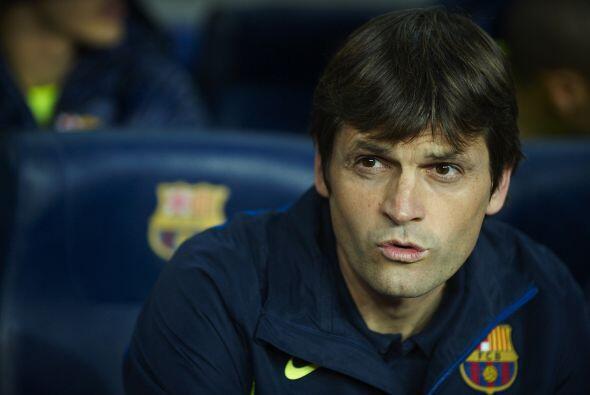 La dicha que le negó el Barcelona como jugador, ya que Vilanova t...