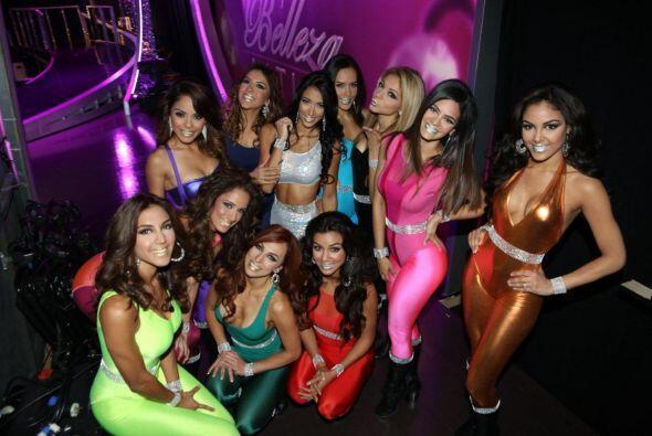 En esta tercera gala, las chicas se convertirán en las bailarinas...