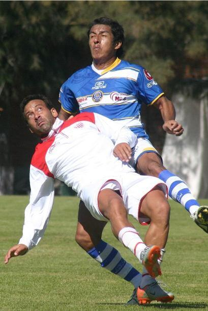Necaxa jugó su primer partido amistoso de la temporada y empató a un gol...