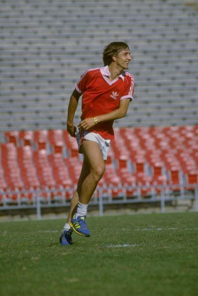 Johan Cruyff: El inolvidable holandés vivía en 1972 una de...