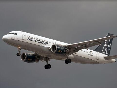 A 15 meses de la suspensión de operaciones de Mexicana de Aviaci&...