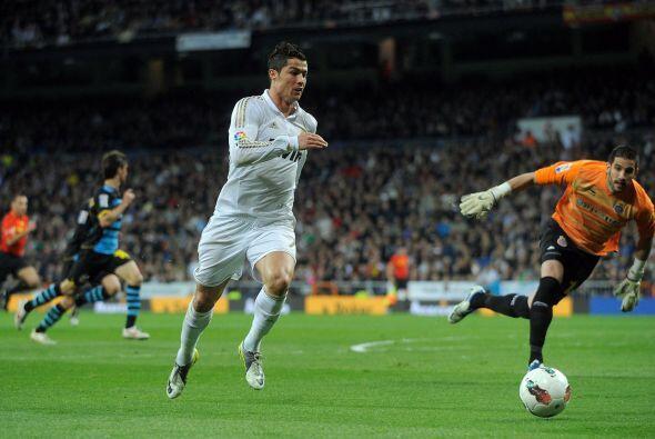 Real Madrid recibió al Espanyol en el Santiago Bernabéu en...