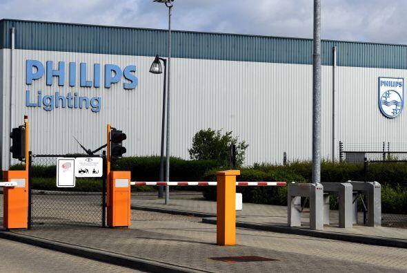 PHILIPS  '  Situación: La multinacional holandesa de electrónica logró u...
