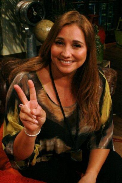 Gaby Rivero es recordada como la tierna profesora pero en Noche de Perro...