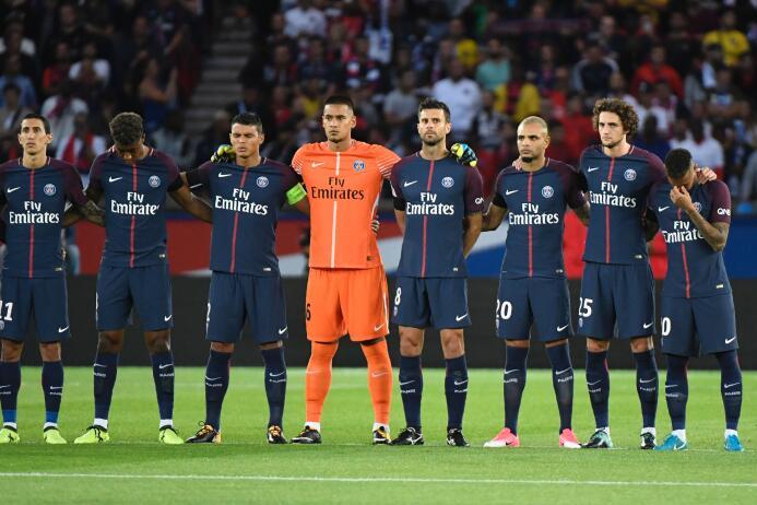 Con un doblete de Neymar, el PSG apabulló al Toulouse GettyImages-835932...