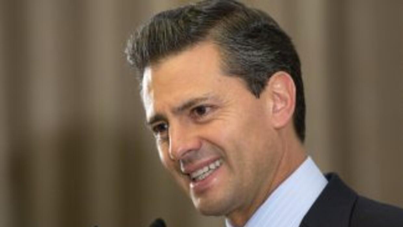 Peña Nieto candela su viaje porque que su prioridad es supervisar los tr...