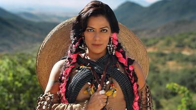 Lila Downs es una de las artistas mexicanas que goza de mayor prestigio...