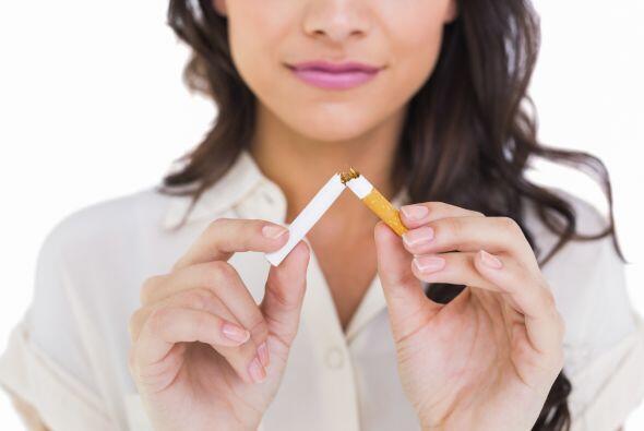 ¿Qué hacer? Simple: ¡deja de fumar!