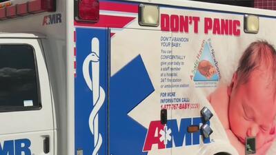 Estación de bomberos en Hialeah se convierte en un 'sitio seguro' para recién nacidos