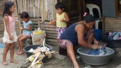 """El Banco Mundial ve """"nubarrones negros"""" en el horizonte económico latino..."""