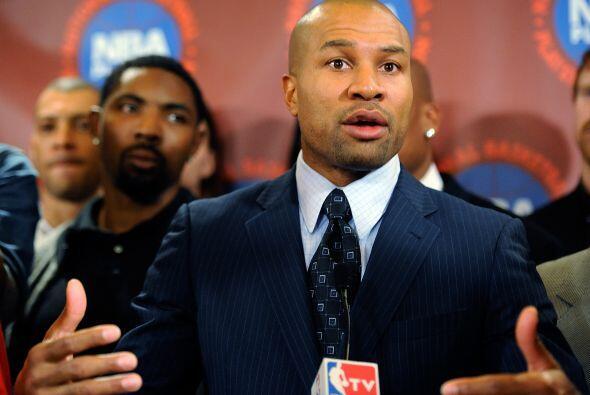 """El comisionado Stern calificó la decisión de los jugadores como """"una gra..."""