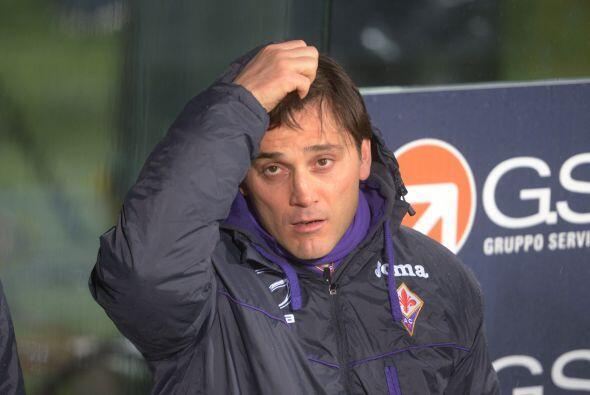 Vincenzo Montella: El famoso 'Avión' italiano apenas debutó como técnico...