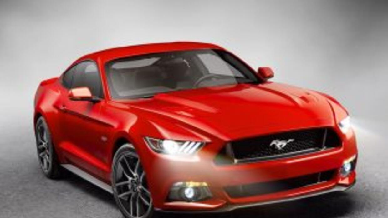 El Ford Mustang fue completamente renovado para el 2015. La gran novedad...