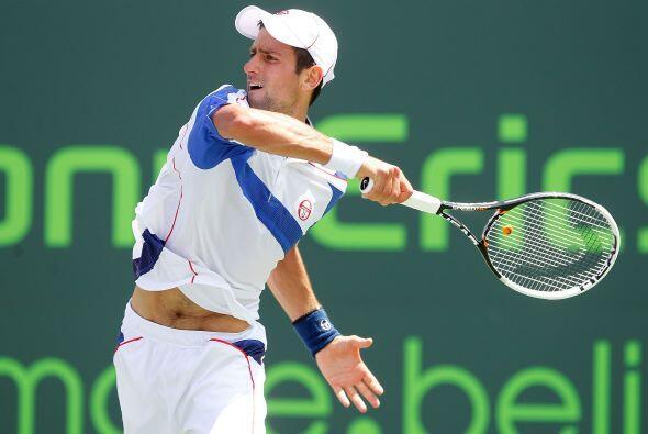 Djokovic se convirtió en el primer jugador en ganar el mismo año los tít...